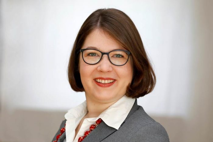 Janina Mangelsdorf